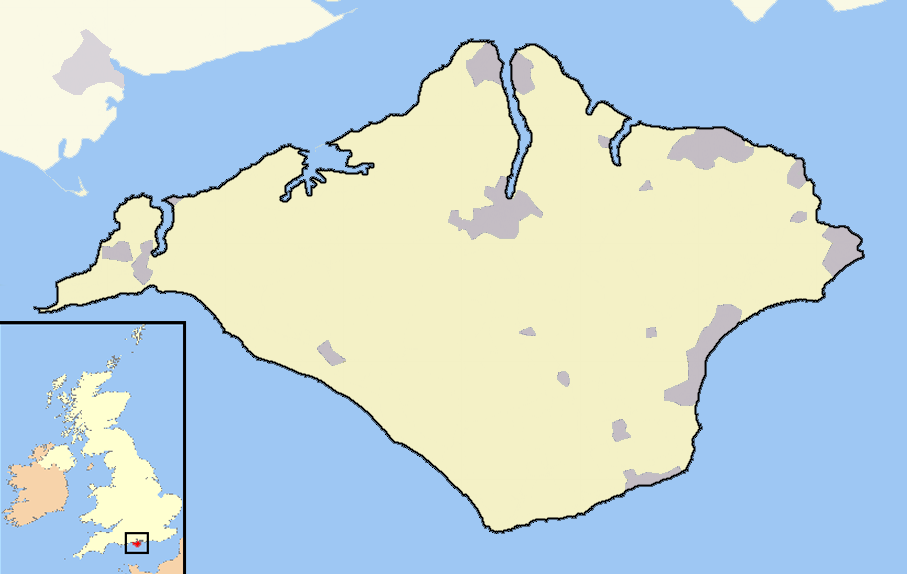 Isle of Wight outline map with UK.png