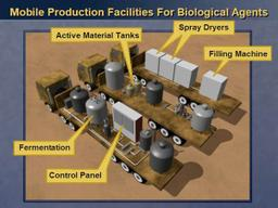 Powell UN Iraq presentation, alleged Mobile Production Facilities.jpg