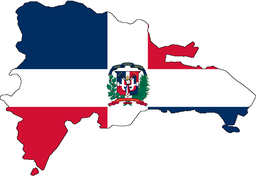 Flag-map of the Dominican Republic.png