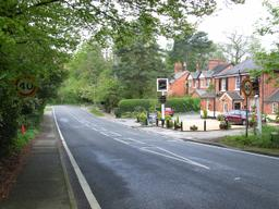 Chertsey Road, Windlesham - geograph.org.uk - 166281.jpg