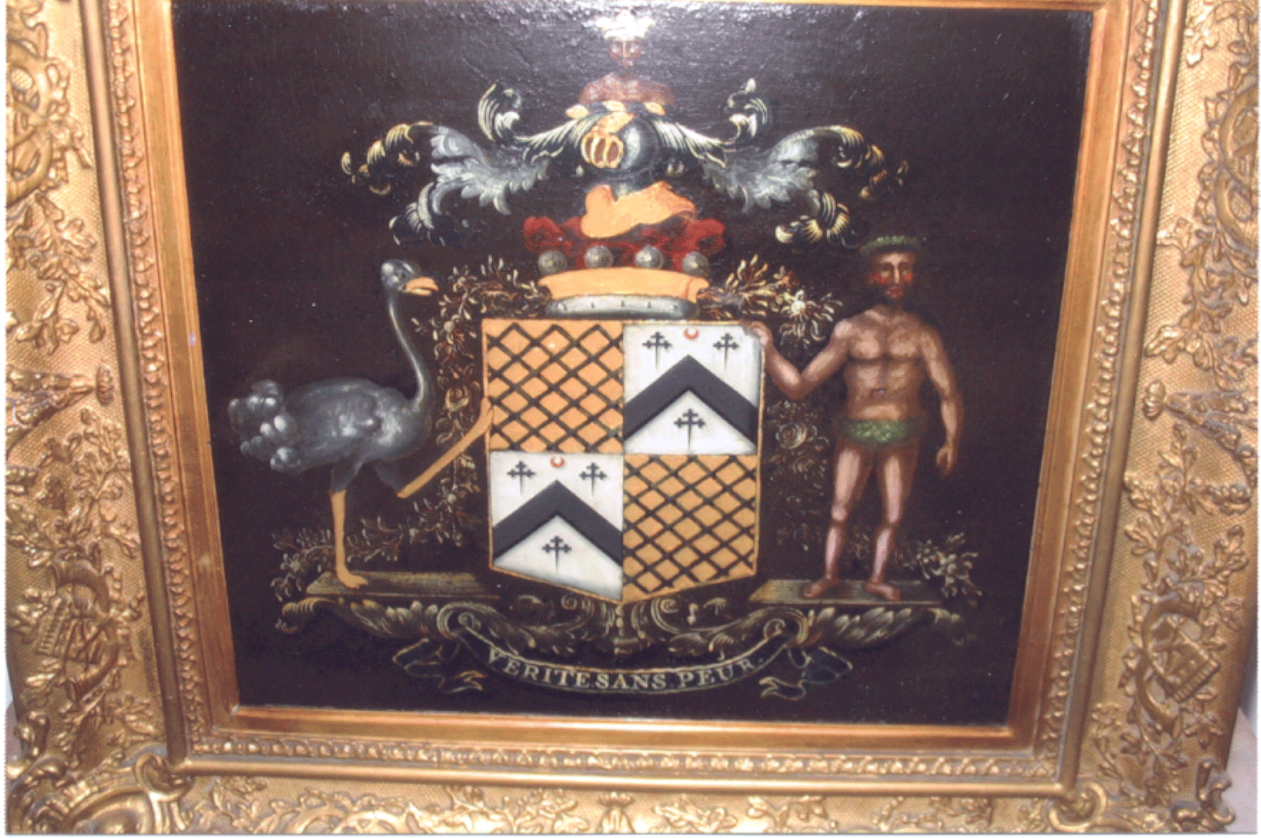 Arms of 15th Baron Willoughby of Parham.gif