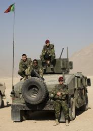 Portuguese Commandos Support Afghan National Army - Image 3 of 3.jpg