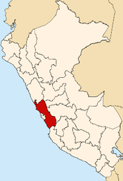 Location of Lima Provincias region.png