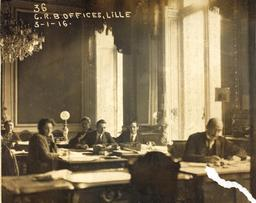 The Committee for Relief in Belgium in Lille, France.jpg